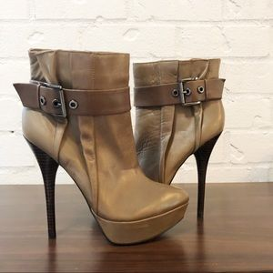 ALDO Heeled Boots with Buckle